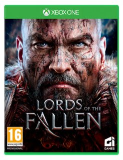 Диск Lords of The Fallen (Б/У) [Xbox One]