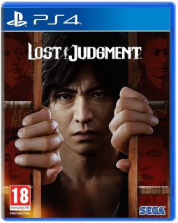 Диск Lost Judgment [PS4]