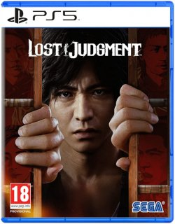 Диск Lost Judgment [PS5]