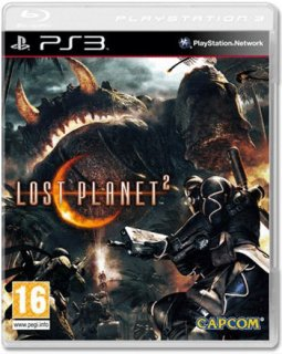 Диск Lost Planet 2 [PS3]