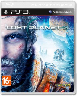 Диск Lost Planet 3 (Б/У) [PS3]
