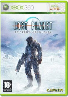 Диск Lost Planet Extreme Condition - Colonies Edition [X360]