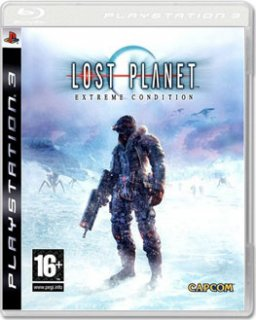 Диск Lost Planet Extreme Condition [PS3]