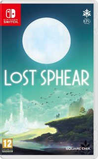 Диск Lost Sphear [Nswitch]