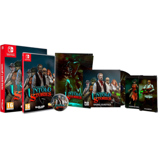 Диск Lovecraft's Untold Stories — Collector's Edition [NSwitch]