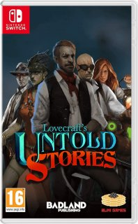 Диск Lovecraft's Untold Stories [NSwitch]