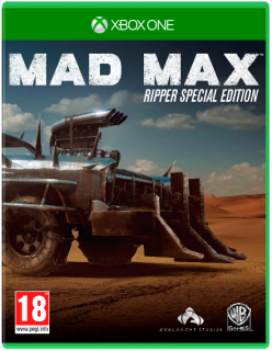 Диск Mad Max (Безумный Макс) - Ripper Edition [Xbox One]