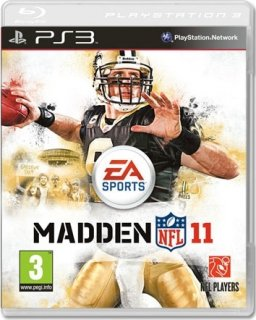 Диск Madden NFL 11 [PS3]