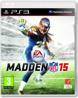 Диск Madden NFL 15 [PS3]