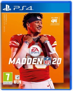 Диск Madden NFL 20 [PS4]