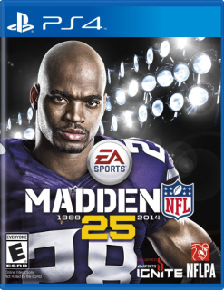 Диск Madden NFL 25 [PS4]