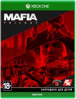 Диск Mafia: Trilogy [Xbox One]