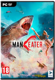 Диск Maneater - Day One Edition [PC]