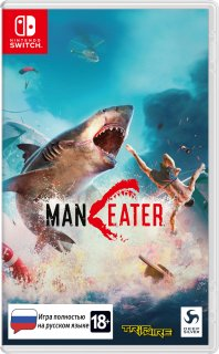 Диск Maneater [NSwitch]