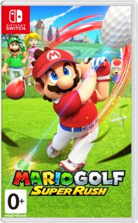 Диск Mario Golf: Super Rush [NSwitch]