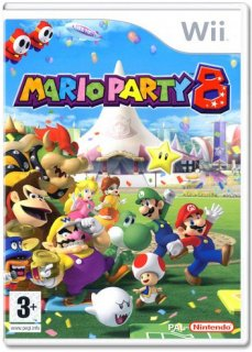 Диск Mario Party 8 (Select) [Wii]