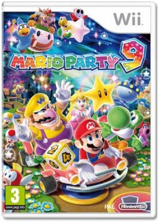 Диск Mario Party 9 Nintendo Selects (Б/У) [Wii]
