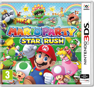 Диск Mario Party: Star Rush (Б/У) [3DS]