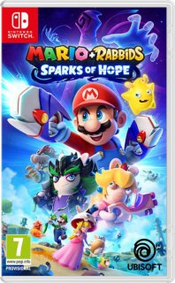 Диск Mario + Rabbids Sparks of Hope [NSwitch]