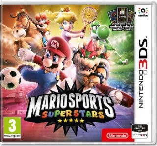 Диск Mario Sports Superstars [3DS]