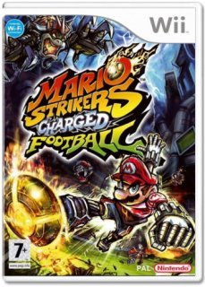 Диск Mario Strikers Charged Football [Wii]
