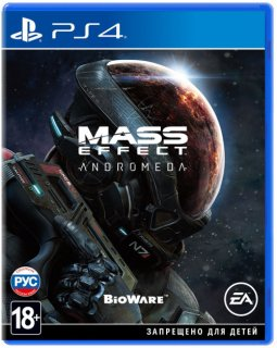 Диск Mass Effect Andromeda [PS4]