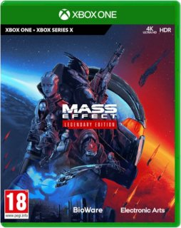 Диск Mass Effect Legendary Edition [Xbox]