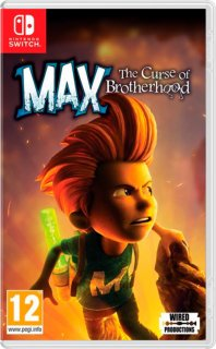 Диск Max: The Curse of Brotherhood [NSwitch]