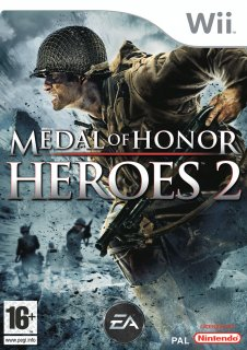 Диск Medal of Honor Heroes 2 [Wii]