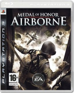 Диск Medal of Honor: Airborne (Б/У) [PS3]