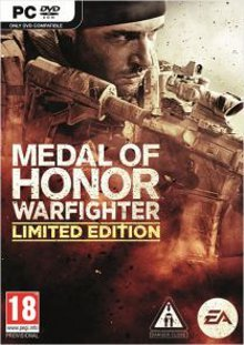 Диск Medal of Honor Warfighter Limited Edition [PC]
