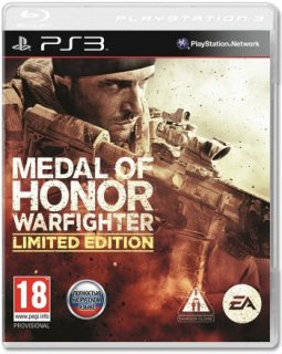 Диск Medal of Honor Warfighter Limited Edition [PS3]