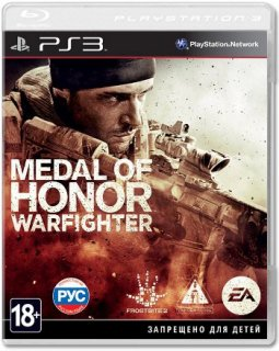 Диск Medal of Honor Warfighter (Б/У) [PS3]
