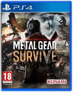 Диск Metal Gear Survive [PS4]