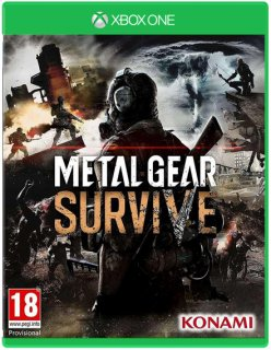Диск Metal Gear Survive [Xbox One]