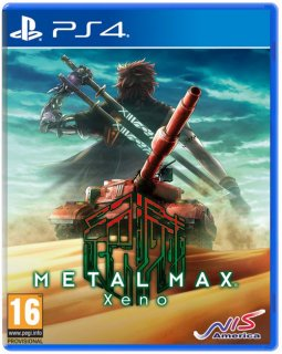 Диск Metal Max Xeno [PS4]