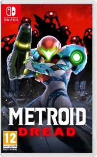 Диск Metroid Dread [NSwitch]