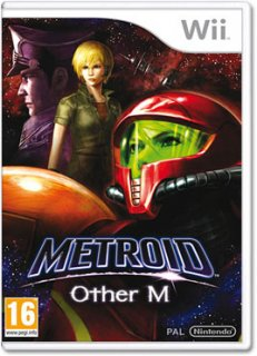 Диск Metroid: Other M [Wii]