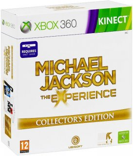 Диск Michael Jackson - The Experience Collectors Edition [X360]
