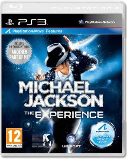 Диск Michael Jackson - The Experience [PS3]