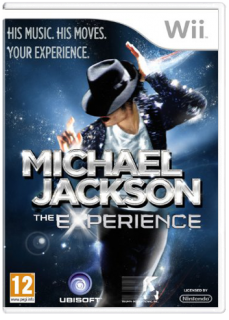Диск Michael Jackson - The Experience [Wii]