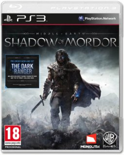 Диск Middle-earth: Shadow Of Mordor (Средиземье: Тени Мордора) (Б/У) [PS3]
