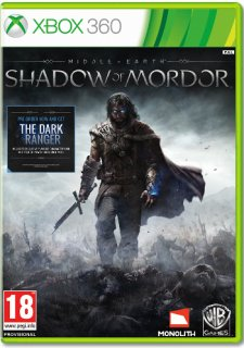 Диск Middle-earth: Shadow Of Mordor (Средиземье: Тени Мордора) [X360]