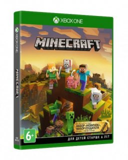 Диск Minecraft Master Collection [Xbox One]