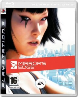 Диск Mirror's Edge [PS3]
