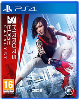 Диск Mirror's Edge Catalyst [PS4]