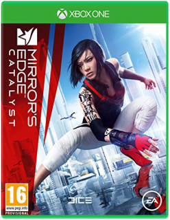 Диск Mirror's Edge Catalyst [Xbox One]