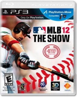 Диск MLB 12: The Show [PS3]