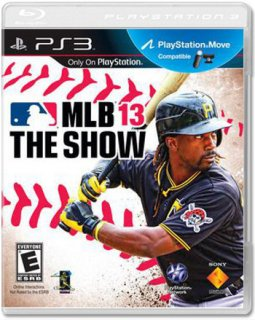 Диск MLB 13: The Show [PS3]