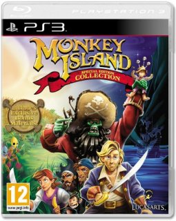 Диск Monkey Island. Special Edition Collection [PS3]